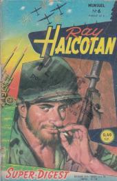 Ray Halcotan -6- Contrebandiers dans le ciel