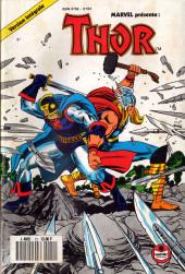 Thor (3e Série - Lug/Semic) -12- La force-Terre entre en scène
