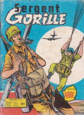 Sergent Gorille -62- Une médaille pour Long