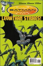 Batman Incorporated (2011) -HS- Leviathan strikes