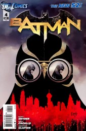Batman (2011) -4- Face the court