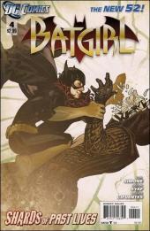 Batgirl (2011) -4- An end of dreams