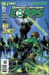 Green Lantern Corps (2011) -4- Prisoners of war