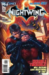 Nightwing (2011) -4- South beach connection