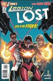Legion lost (2011) -4- Coseismic