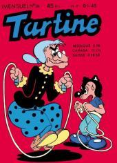 Tartine -26- Tartine N°26