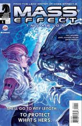 Mass Effect: Invasion (2011) -1- Invasion 1