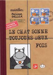 Le chat -HS1TT1- Le Chat sonne toujours deux fois