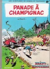 Spirou et Fantasio -19a1997- Panade à Champignac