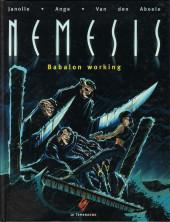 Nemesis (Ange/Janolle) -2- Babalon working