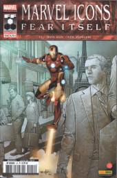 Marvel Icons (Marvel France - 2011) -12A- Le club