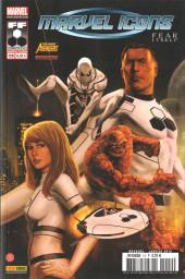 Marvel Icons (Marvel France - 2011) -12B- Le club