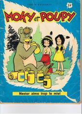 Moky et Poupy -24- Nestor aime trop le miel