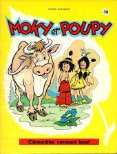 Moky et Poupy -38- Clémentine corneed beef