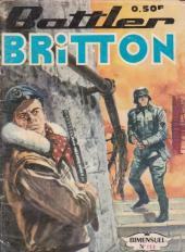 Battler Britton (Imperia) -190- La toile d'araignée