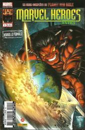 Marvel Heroes Extra (Marvel France - 2010) -9- La planète rouge