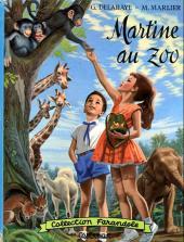 Martine -13- Martine au zoo