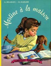 Martine -12- Martine à la maison
