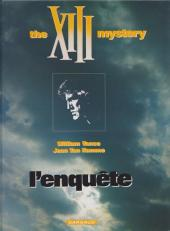 XIII -13b2003- The XIII mystery - L'enquête