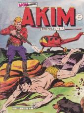 Akim (1re série) -551- Le marécage noir