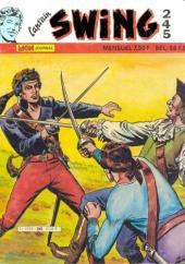 Capt'ain Swing! (1re série) -245- Le valet du gouverneur