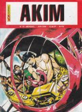 Akim (2e série) -75- Les hommes du désert