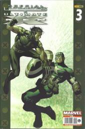 Ultimates & Ultimate X-Men (Special) -3- Pesadilla (5) & Secreto (1)