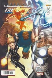 Ultimates & Ultimate X-Men (Special) -5- Secreto (4) & Visiones