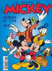 (Recueil) Mickey (Le Journal de) (1952) -174- Album 174