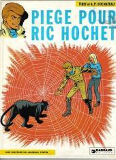 Ric Hochet -5a78- Piège pour Ric Hochet
