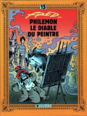 Philémon -15- Le diable du peintre