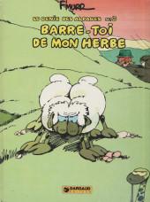 Le génie des Alpages -3a83- Barre-toi de mon herbe