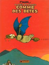 Le génie des Alpages -2a83- Comme des bêtes