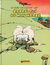 Le génie des Alpages -3- Barre-toi de mon herbe