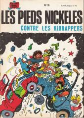Les pieds Nickelés (3e série) (1946-1988) -79- Les Pieds Nickelés contre les kidnappers