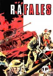 Rafales (Edi Europ) -7- Le pacte du sang
