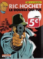 Ric Hochet -40Ind- Le Double qui tue