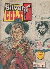 Silver Colt (3e Série - Arédit) -9- À la merci des rebelles