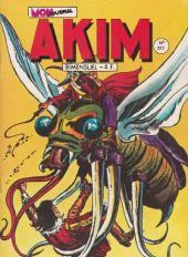 Akim (1re série) -517- Les masques noirs