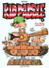 Kid Paddle -4Pub- Full métal casquette