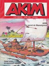 Akim (2e série) -96- Le secret de Monseigneur