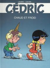 Cédric -6FL- Chaud et froid