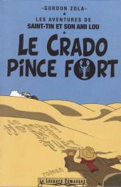 Les aventures de Saint-Tin et son ami Lou -1- Le crado pince fort