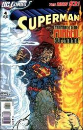 Superman (2011) -4- Mind for the taking