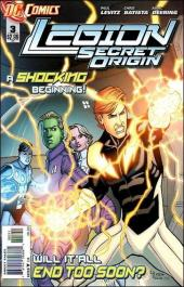 Legion: Secret Origin (2011) -3- Connections