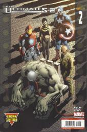 Ultimates 2 (The) (en espagnol) -2- El juicio de hulk - hermanos