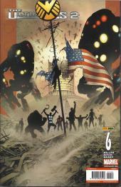 Ultimates 2 (The) (en espagnol) -6- El gran robo de américa - el eje del mal