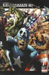 Ultimates 2 (The) (en espagnol) -7- América contraataca - los vengadores