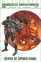 Ultimate Avengers vs. New Ultimates (2011) -INT- Ultimate Avengers vs. New Ultimates