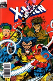 Couverture de X-Men (Semic) -3- X-Men 3